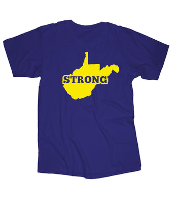 WV Strong shirt