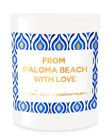 From Paloma Beach with love