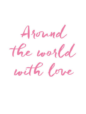 Around the world with love