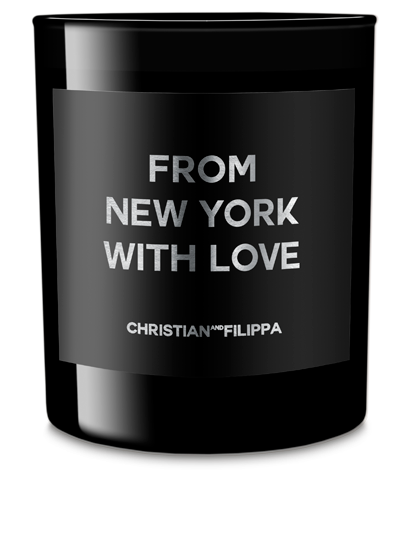 From New York with love