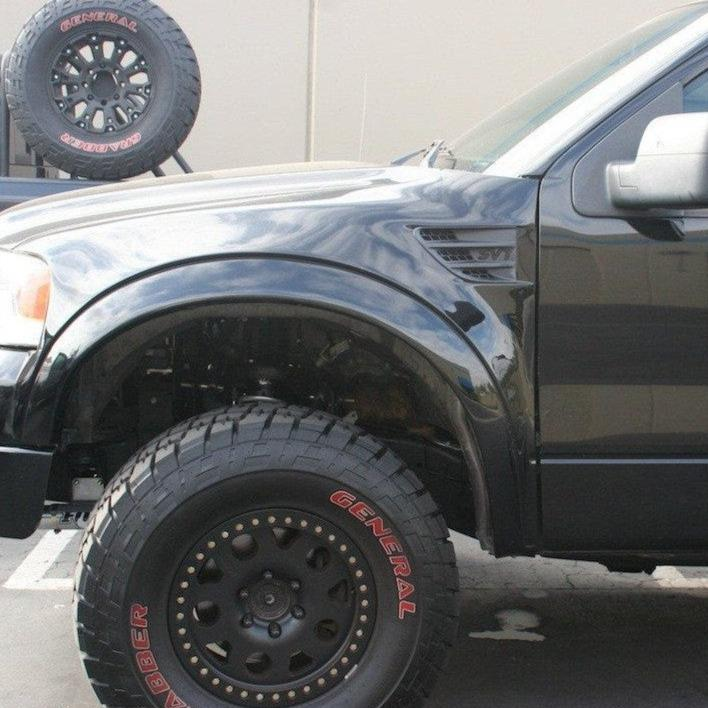 2004 2005 2006 2007 2008 ford f 150 to raptor fenders