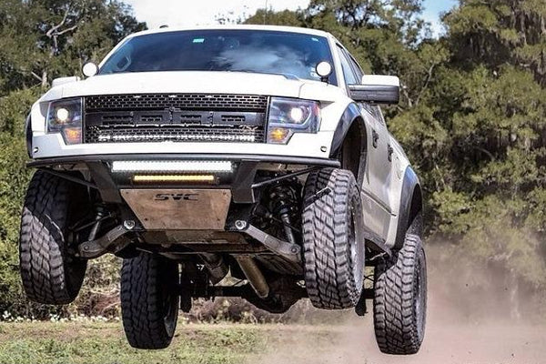 2010-2014 Ford Raptor Fenders