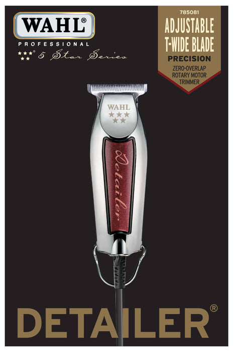 Wahl 5 Star Detailer Professional Trimmer