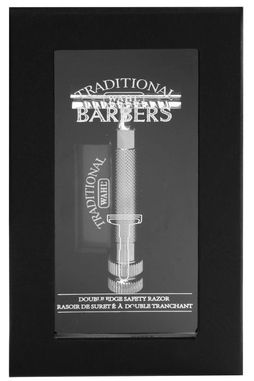 WAHL Traditional Barbers Safety Razor