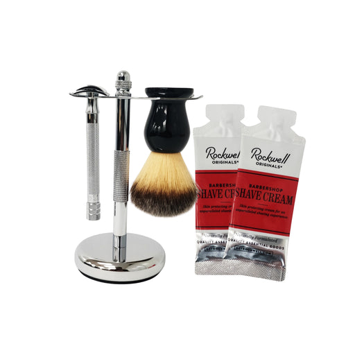 3pc SHAVING KIT WITH MERKUR 25C