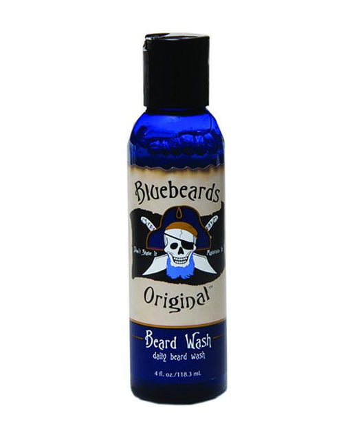 Bluebeards Original Beard Wash (118.3ml/4oz), Beard Care