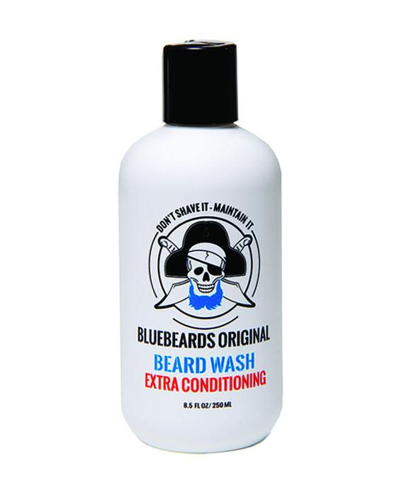 Bluebeards Original Beard Wash Extra Conditioning (250ml/8.5oz), Beard Care