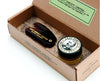Captain Fawcett's Wax & Moustache Comb Gift Set, Gift Sets & Kits