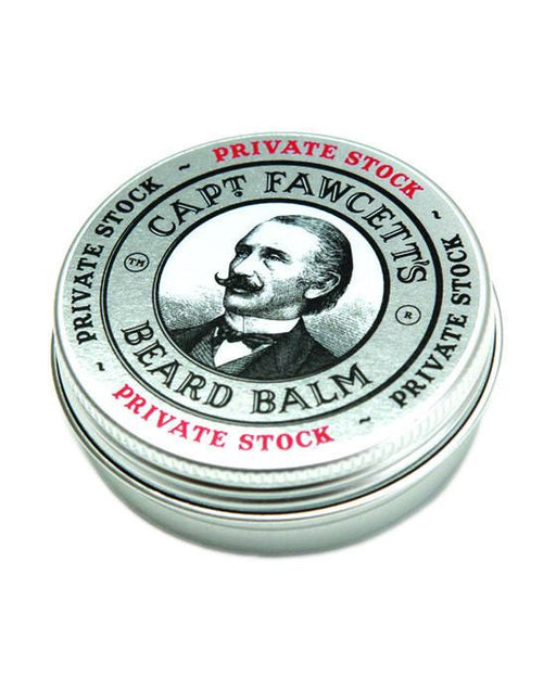 Captain Fawcett's Private Stock Beard Balm, Beard Care