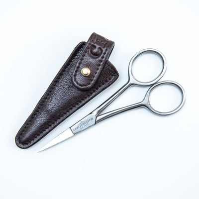 Captain Fawcett's Hand-Crafted Grooming Scissor, Scissors & Shears