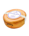 D.R. Harris Lavender Shaving Soap In Beechwood Bowl (100g/3.5oz), Shave Soaps
