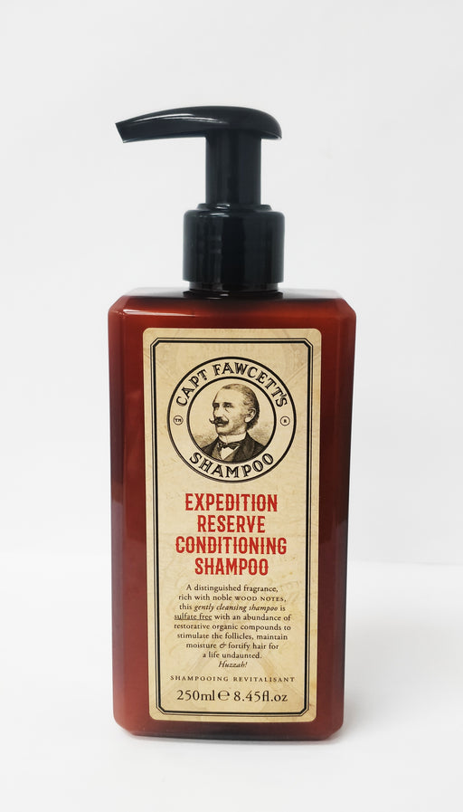 Captain Fawcett's Expedition Reserve Shampoo(250ml/8.45oz)