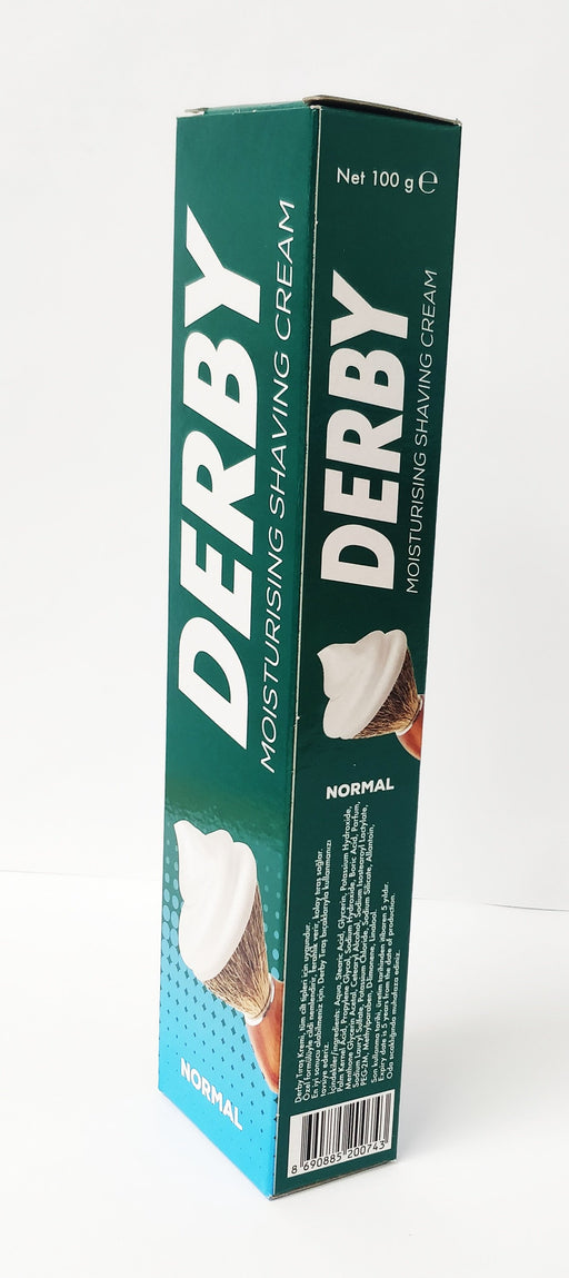 Derby Shaving Cream 100gm, Normal