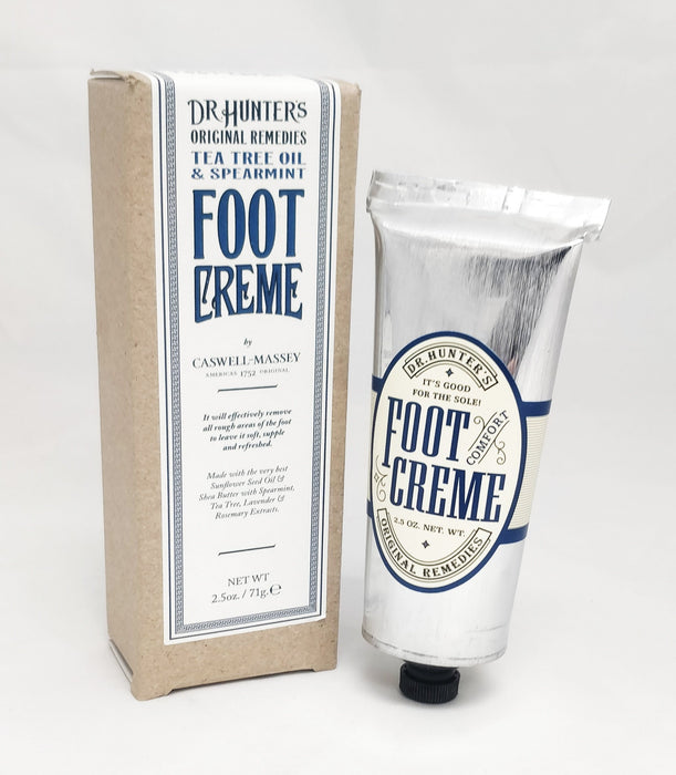 Caswell Massey Dr. Hunter's Foot Creme