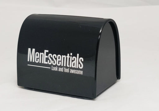 Men Essentials Black Razor Blade Bank