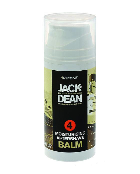 Jack Dean Moisturizing Aftershave Balm (3oz), Aftershaves