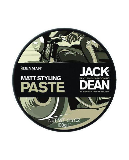 Jack Dean Styling Paste (3.5oz), Pomade & Hair Products
