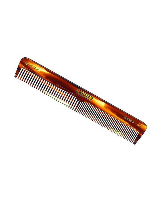 Kent K-2T Comb, Pocket Comb, Fine (154mm/6.1in), Hair Combs