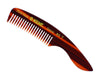 Kent 85T Limited Edition Beard and Mustache Comb (90mm/3.5in), Mustache Combs