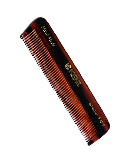 Kent K-FOT Comb, Pocket Comb, Fine (110mm/4.3in), Hair Combs
