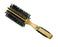 Kent Natural Shine Brush, Large Radial, Pure Bristle, Hair Brushes
