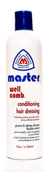 Master Well Comb Conditioning Hair Dressing