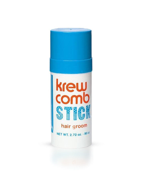 Master Well Comb Krew Comb Stick, Pomade & Hair Products