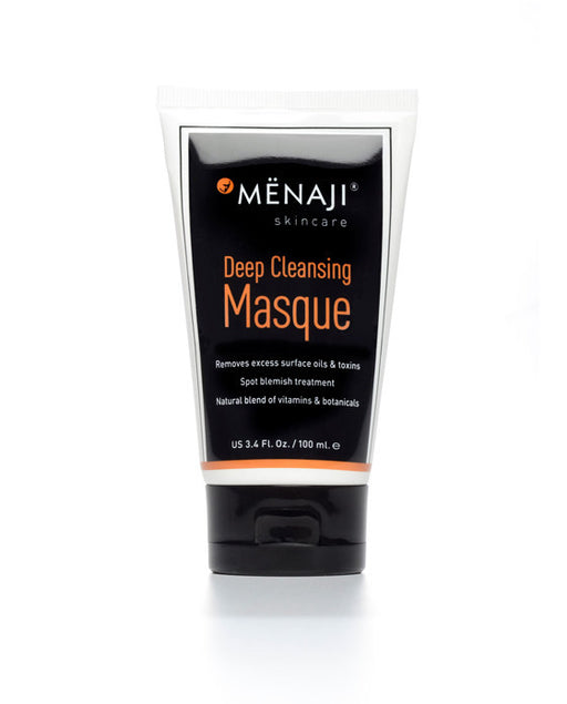 Menaji Deep Cleansing Masque, Men's Skincare