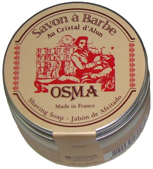 OSMA SHAVING SOAP 100gm