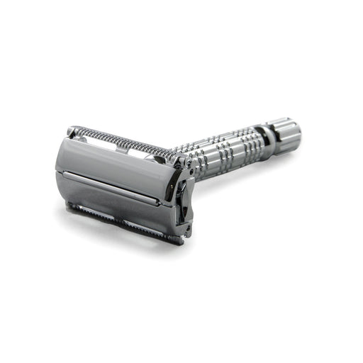 Rockwell Razors R1 Rookie Butterfly Safety Razor, Double Edge Safety Razors