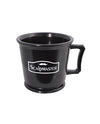 Scalpmaster Professional Shaving Mug (Black), Shaving Accessories