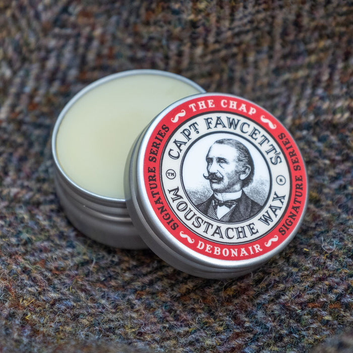 Captain Fawcett's Chap Moustache Wax (15ml)