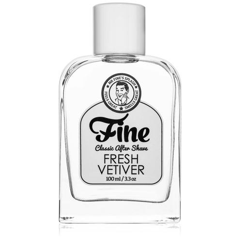 Fine Accoutrements Fresh Vetiver Classic Aftershave