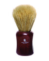 Vie-Long Horse Hair Shaving Brush, Dark Red Wood Handle, Shaving Brushes
