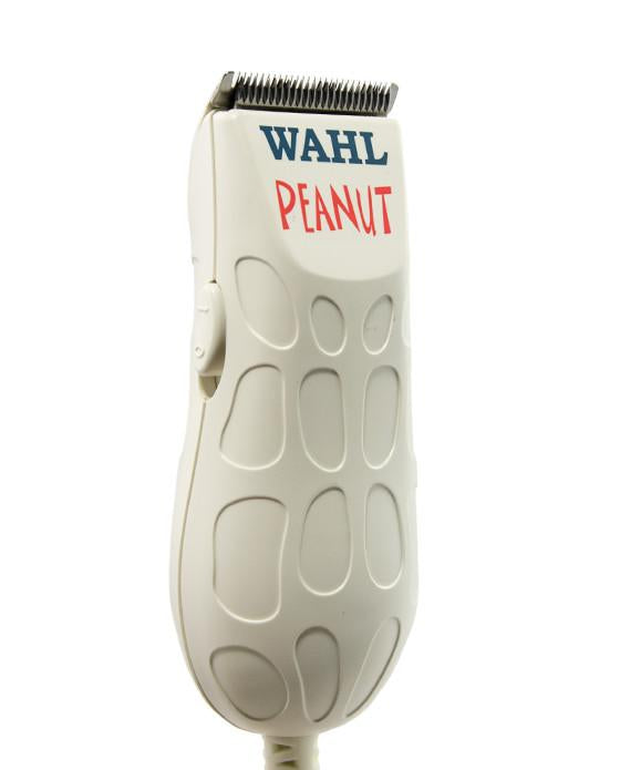 Wahl Peanut Professional Clipper & Trimmer (White)