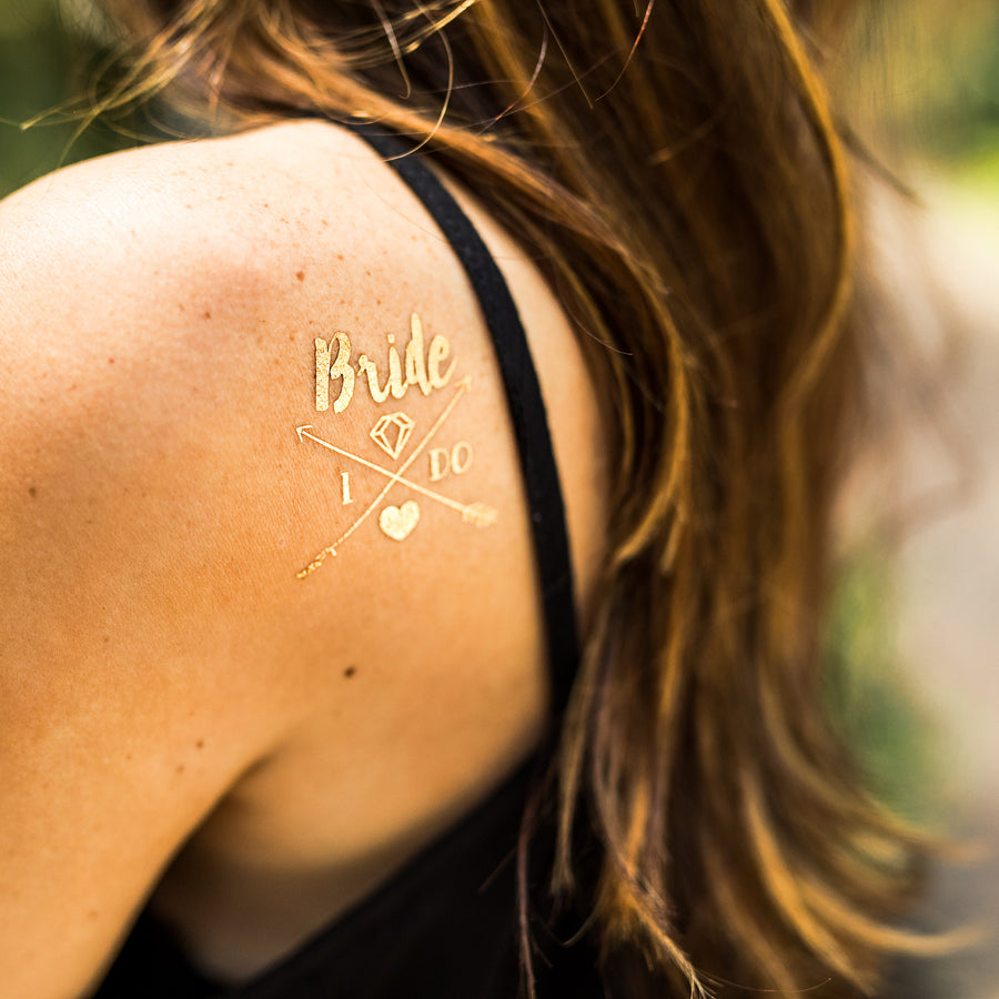 GOLD TATTOOS | Wholesale Temporary Tattoos