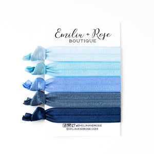 OMBRE | Wholesale Hair Tie Gift Sets