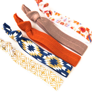 MOROCCAN SUNSET l Hair Tie Set