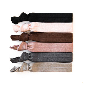 You Choose | Solid Color Hair ties