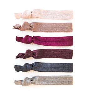 WARM OMBRE l Hair Tie Gift Set