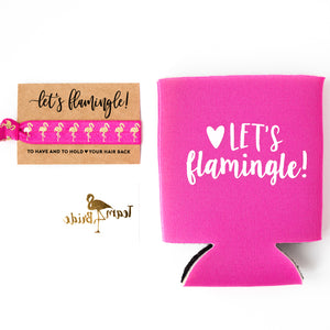 "LET""S FLAMINGLE GIFT SET 