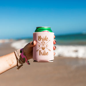 SAMPLE SALE! Mint + Blush Bride Tribe Drink Coolers