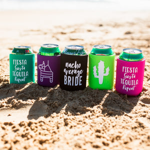 Fiesta Siesta Tequila Repeat Drink Coolers