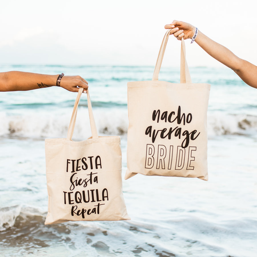 Tote Bags | Fiesta Bachelorette Party Gifts