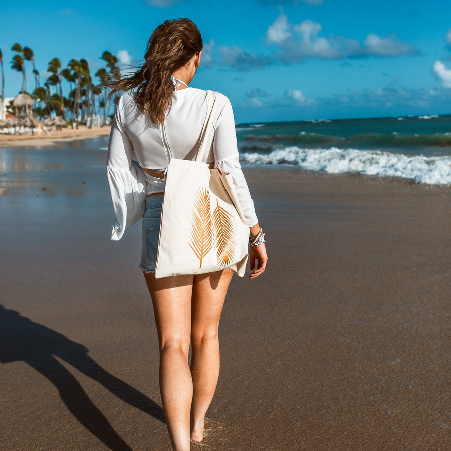TOTE BAGS | Honeymoon Beach Vibes