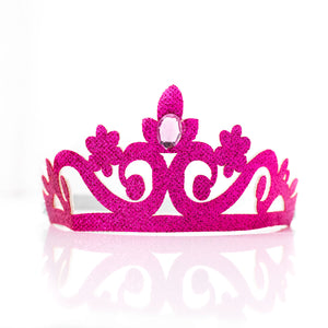 Glitter Princess Crowns | Kid's Party Favors