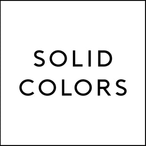 All Solid Hair Tie Colors