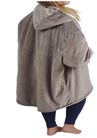 Wearable TV Comfy Sweater - Ecolo.luca