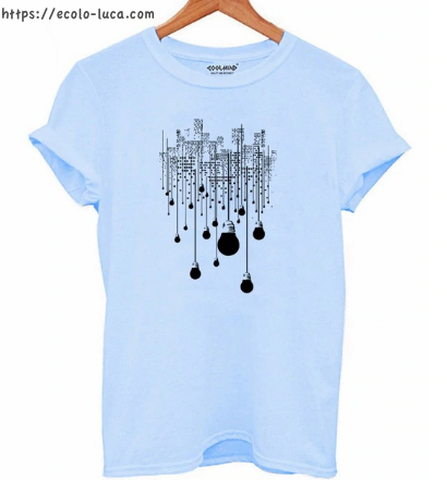 Blind Monster T-Shirt - Ecolo.luca