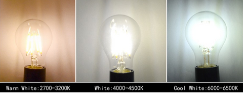 Dimmable Ecologic LED Bulb Warm/Neutral/Cold, E27, 2W, 4W, 6W, 8W - Ecolo.luca